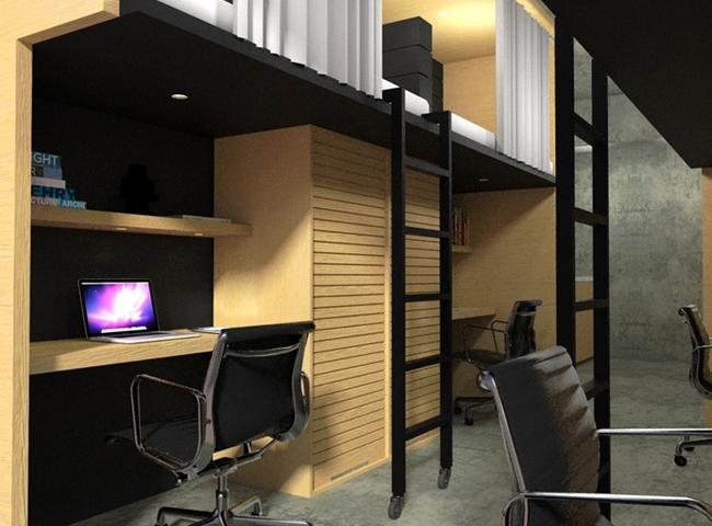 DORMUS Four-in-a-Room myPod Unit Premium