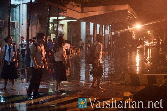 UST Flooding1 10 September 2012