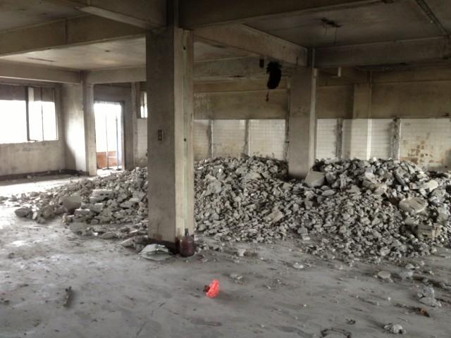 DORMUS Construction Update: Demolition