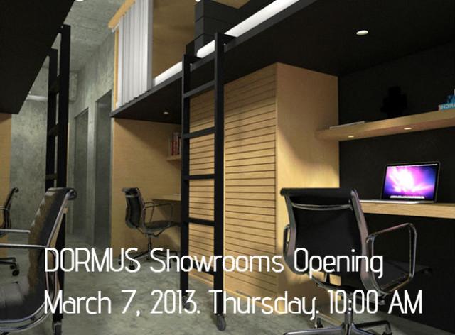 Manila Dormitory Opening