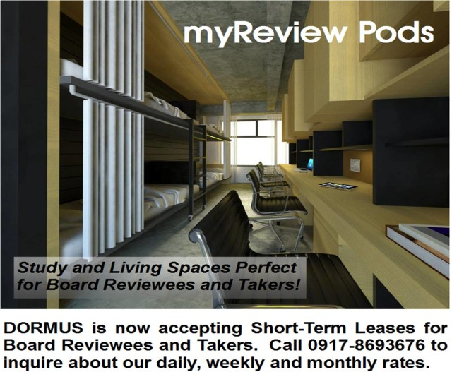 Manila Dormitory for Reviewees and Transeients