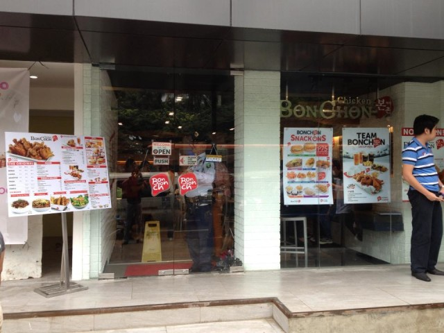 BonChon DORMUS Espana Now Open